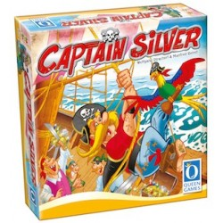 Captain Silver (Ingles)
