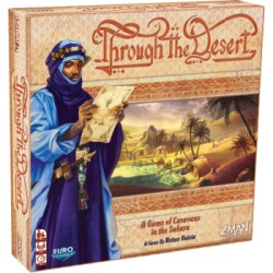 Through the Desert (Inglés)