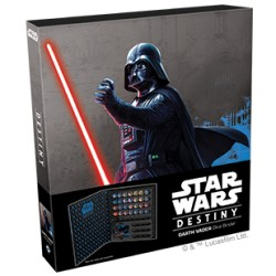 Star Wars Destiny - Carpeta para dados Darth Vader