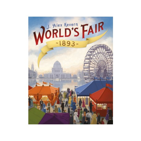 The World's Fair 1893 (Inglés)