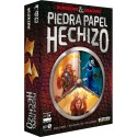DUNGEONS AND DRAGONS: PIEDRA PAPEL HECHIZO + PROMOS