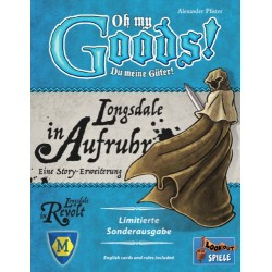 Oh my Goods! - Longsdale in Revolt Expansion (Inglés)