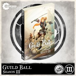 Guild Ball Season 3 (Inglés)