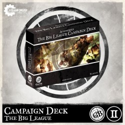Guild Ball: The Big League Campaign Deck (Inglés)