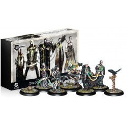 Guild Ball: The Mortician's Guild: The Master of Puppets (Inglés)