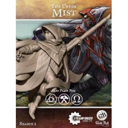 Guild Ball: The Unions - Mist (Inglés)
