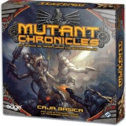 Mutant Chronicles Caja Básica