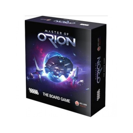 Master of Orion Board Game (Inglés)