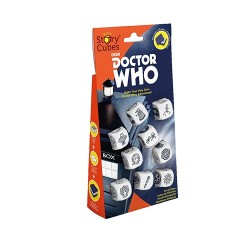 Story Cubes: Dr. Who