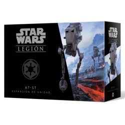[Pre-Venta] Star Wars Legión - AT-ST