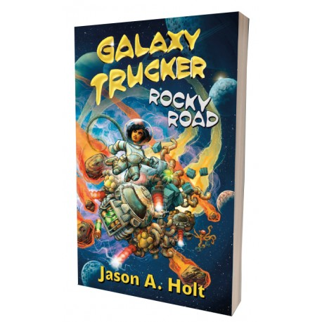 Galaxy Trucker: Rocky Road (Inglés)