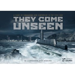 They Come Unseen (Inglés)