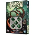 Arkham Horror Dice Set (Negros)