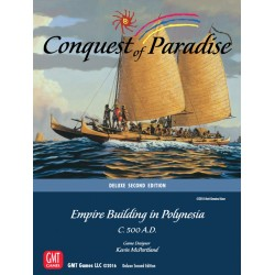 Conquest of Paradise - 2nd Ed (INGLES)