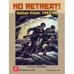 No Retreat 4: The Italian Front (INGLES)