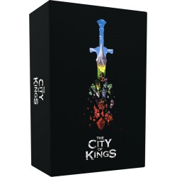 [PRE-VENTA] The city of kings + Deluxe Upgrade (Inglés)