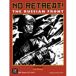 No Retreat: The Russian Front - Deluxe Ed. - Reprint (INGLES)