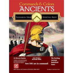 C & C: Ancients Exp. 6: The Spartan Army (INGLES)