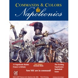 Commands & Colors: Napoleonics, 3rd Printing (INGLES)