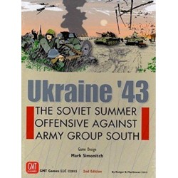 Ukraine '43, 2nd Edition (INGLES)
