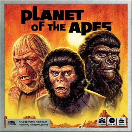 Planet of the Apes (Ingles)