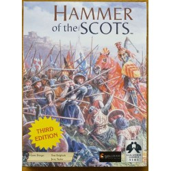 Hammer of the Scots (Inglés)