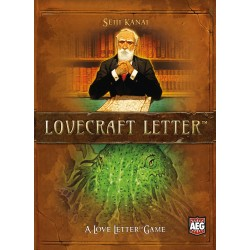 Lovecraft Letter (Inglés)