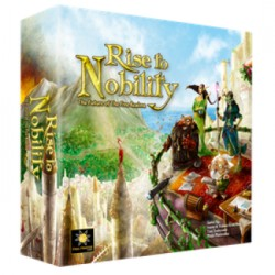 Rise to Nobility (Inglés)