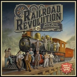 RAILROAD REVOLUTION (Inglés)
