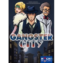 Gangster City (Inglés)
