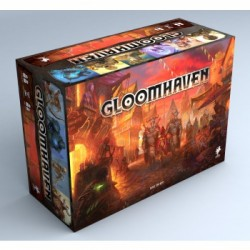 Gloomhaven 2nd Edition (Inglés)