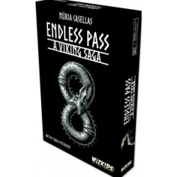 Endless Pass: A Viking Saga (Inglés)