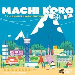 Machi Koro 5th Anniversary Edition (Inglés)
