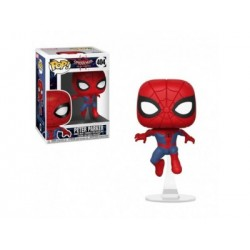 POP Marvel: Animated Spider-Man - Spider-Man