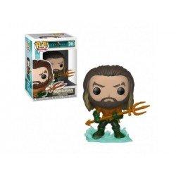 POP Heroes: Aquaman - Arthur Curry in Hero Suit