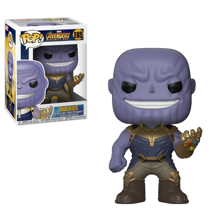 POP Marvel: Infinity War - Thanos
