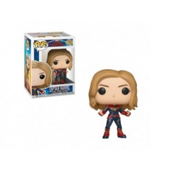 POP Marvel: Captain Marvel - POP 1 w/Chase