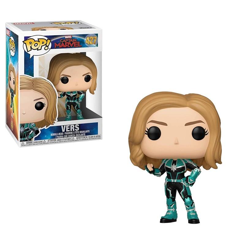 POP Marvel: Captain Marvel -  POP 2