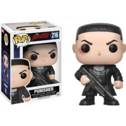 POP Marvel: Daredevil TV - Punisher w/ Chase