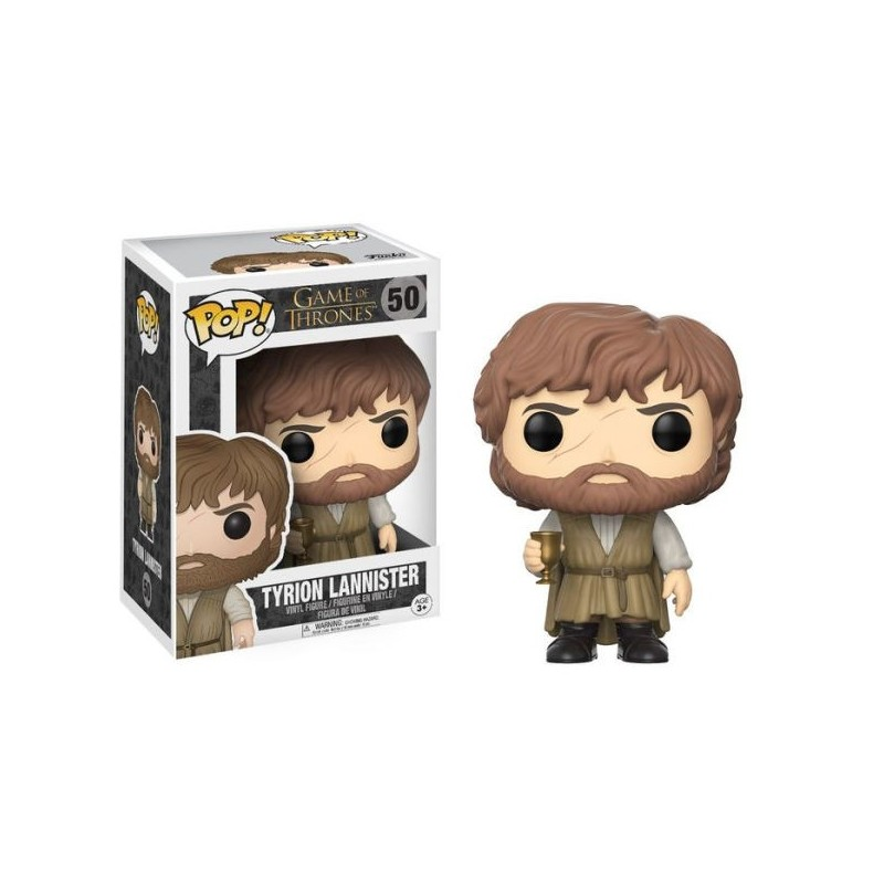 POP Game of Thrones: GOT - Tyrion