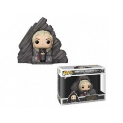 POP Deluxe: GOT S8 - Daenerys on Dragonstone Thron