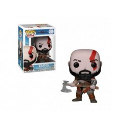 POP Games: God of War - Kratos w/ Ax