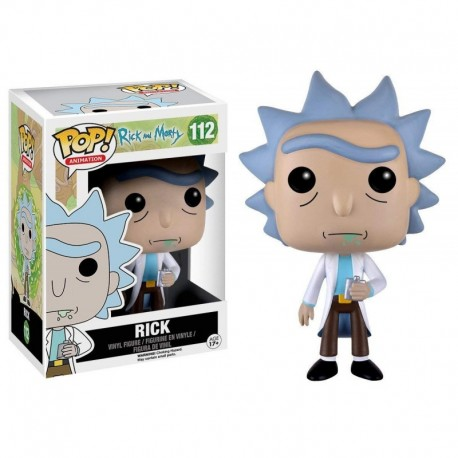 POP Animation: Rick & Morty - Rick