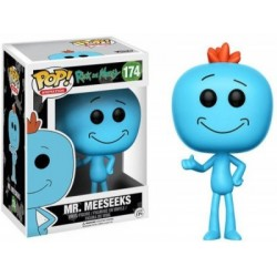 POP Animation: R&M - Mr. Meeseeks w/ CHASE