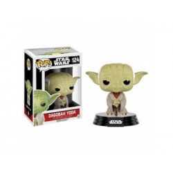 POP Star Wars: Dagobah Yoda