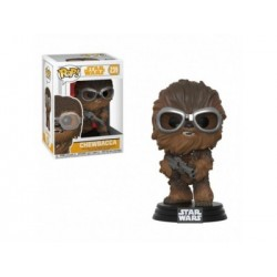 POP Star Wars: Solo W1 - Chewie W/Goggles