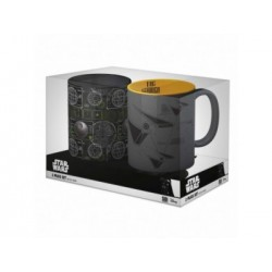 PACK OFERTA 1: DEATH STAR + TIE STRIKER SET 2 TAZAS STAR WARS