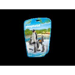 *Familia de Pingüinos