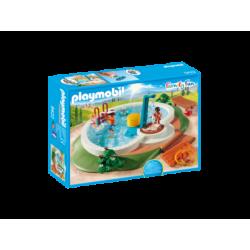 PLAYMOBIL-9422 - Piscina