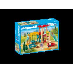 PLAYMOBIL-9423 - Parque Infantil